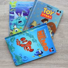Disney Movies Story Books