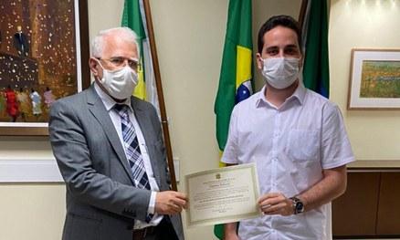 TRE-RN retotaliza votos de deputado estadual e diploma Jacó Jácome