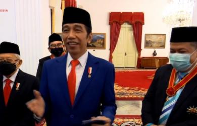 Jokowi Bocorkan Akan Ada 17 Menteri yang Dirombak, Berikut Ini adalah Kelompok yang Diprediksi Aman