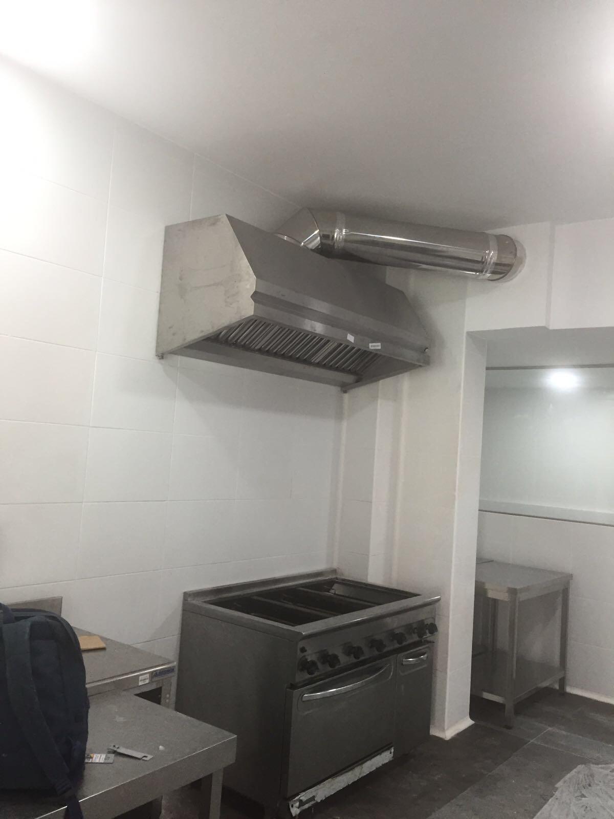Salida Humos Campana Extractora Cocina – Cecoc.info