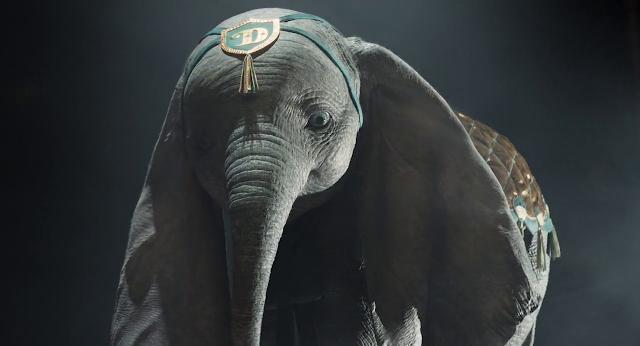 Dumbo (2019) Dual Audio [Hindi-English] 720p BluRay ESubs Download
