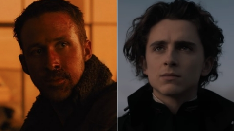 Denis Villeneuve reveals the main difference between the Dune Runner and Blade Runner 2049 output.