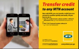 MTN Share and sell fee