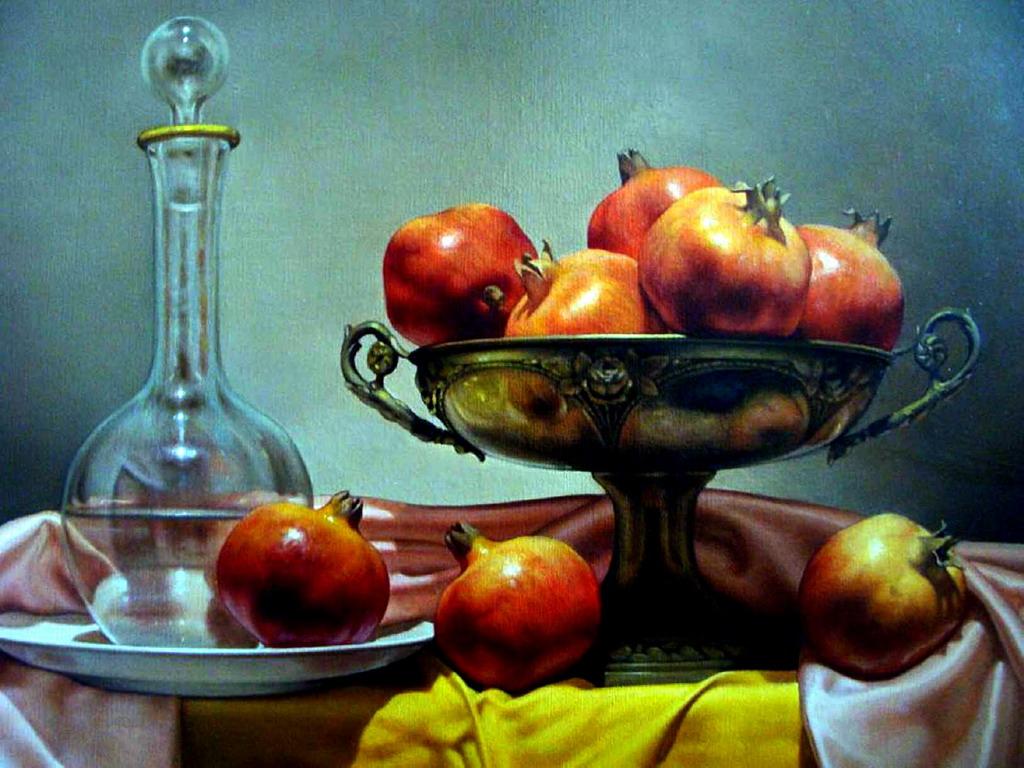 Cuadros modernos pinturas y dibujos bodegones y - Pinturas bodegones modernos ...