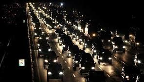 Tol Cikampek-Jakarta Macet Sejak Kilometer 66