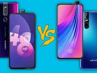 Review HP Oppo F11 Pro VS Vivo V 15 Terbaru. Mana JAWARA nya ??