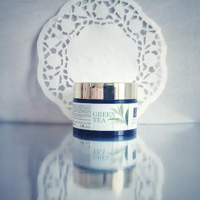 Good Vibes Green Tea Face Cream