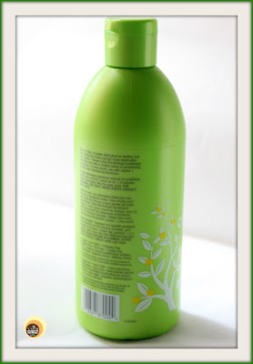 Review of Nature's Gate Jojoba & Sacred Lotus Revitalizing Conditioner on NBAM blog