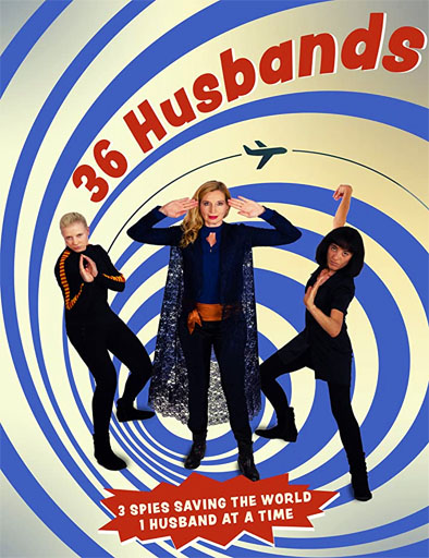 pelicula 36 esposos (2019)