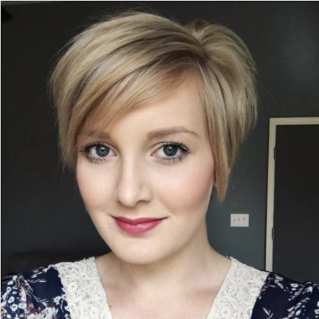 short hairstyles for female 2019