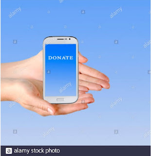 बेसिक में आनलाइन शिक्षा के लिए मांग रहे मोबाइल फोन का दान