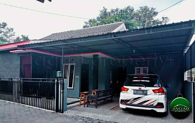 Rumah Modern Minimalis di Purwomartani