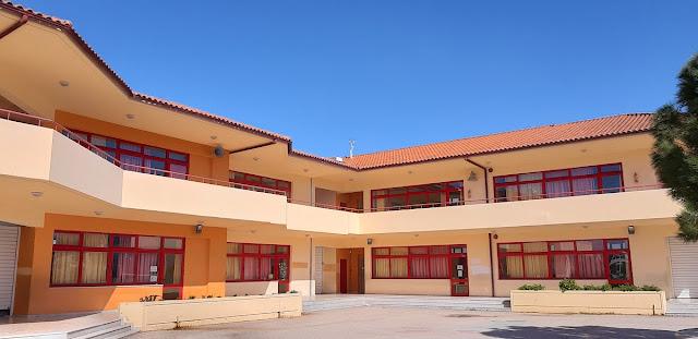 Σχολικές μονάδες Δήμου Ναυπλιέων: 4ο Δημοτικό Σχολείο Ναυπλίου