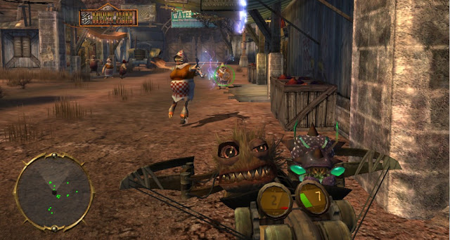 Oddworld Stranger's Wrath Hd Full Version Gameplay