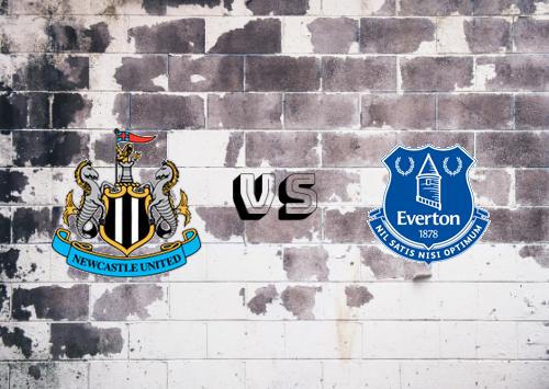 Newcastle United vs Everton  Resumen