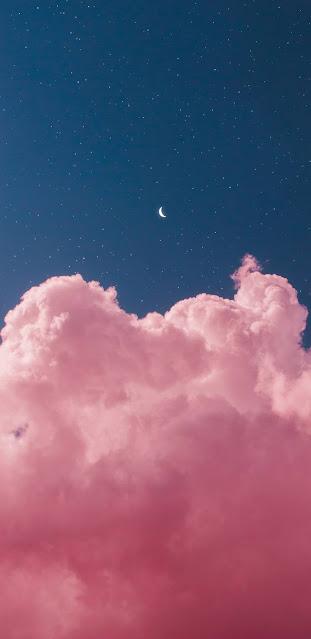 Bầu trời đêm đầy sao đẹp lung linh