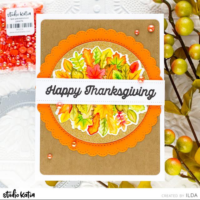 September Release Blog Hop + Giveaways | Studio Katia by ilovedoingallthingscrafty.com