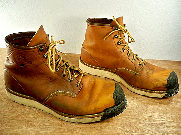 Life Time Gear Boot Of The Day 165 Vintage Red Wing