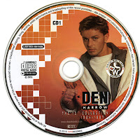 DEN HARROW - The 12'' Collection 1984-1987 [LTD-CD-010 Silver Edition]