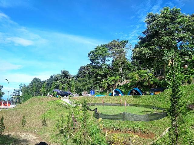 Sentul Farm Field Bogor