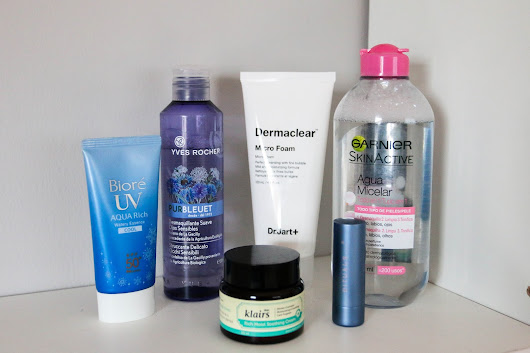 My Winter Skin Care Routine