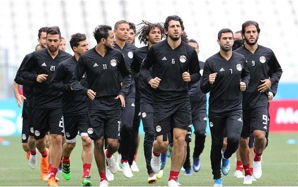 روح رائعة تسيطر على مباراة مصر والسعودية