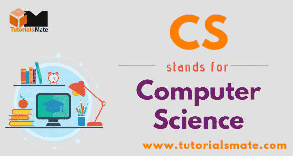 CS Full Form