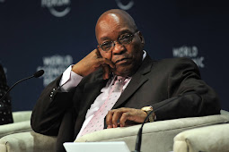 South Africa's President Cyril Ramaphosa Welcomes Jacob Zuma's Medical Parole