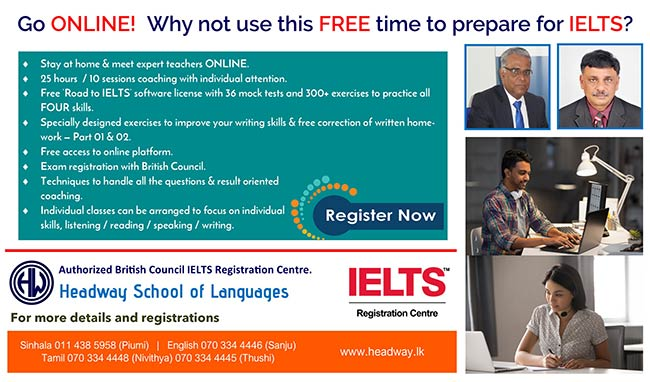 IELTS Preparation Course | Online with Headway