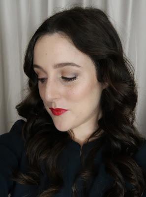 Festive Christmas Makeup