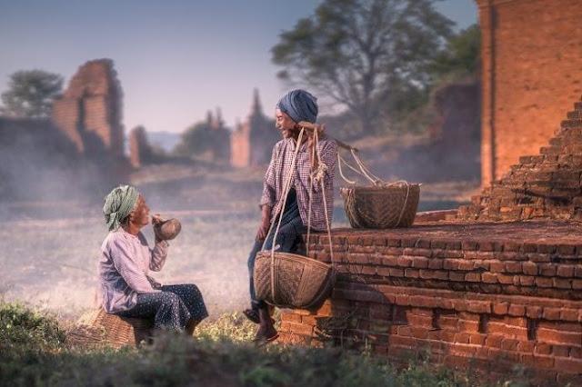 Renungan Harian: Kamis, 21 November 2019 - Miskin atau Kaya