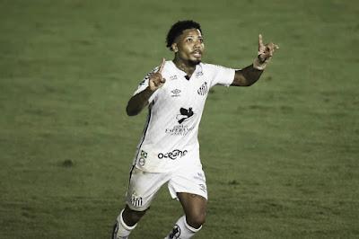Atacante do Santos