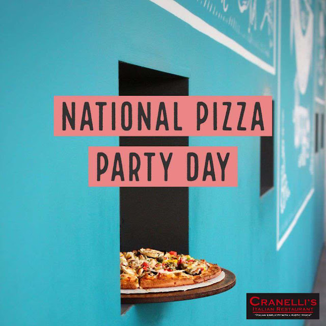 National Pizza Party Day Wishes Lovely Pics