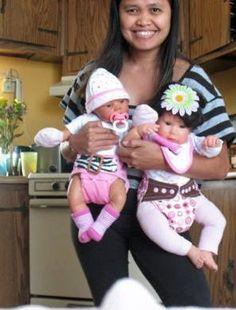 bonecas de vinil