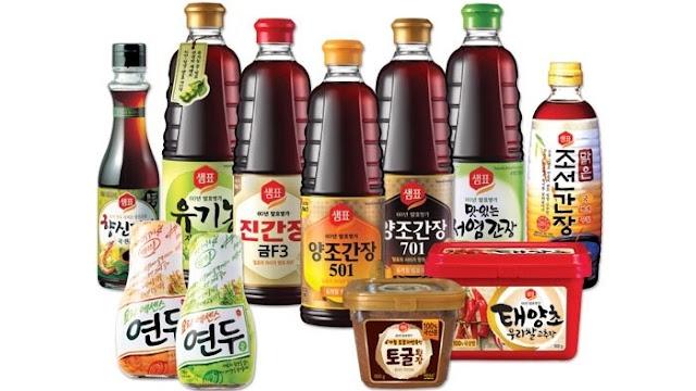 bumbu masakan korea