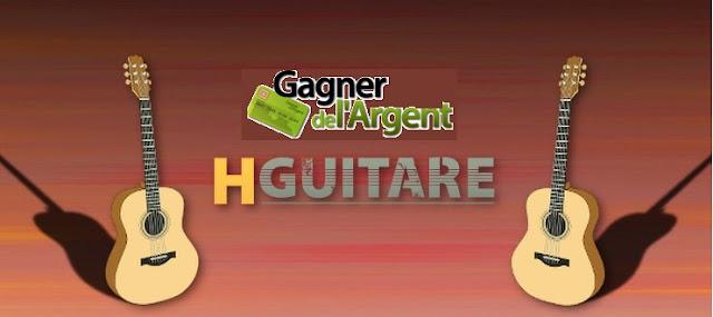 Le programme d'affiliation sur HGuitare vous permet de gagner de l'argent pour votre blog, ou autre.