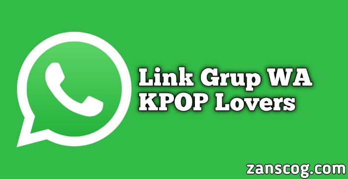 Link Grup WA KPOP Lovers