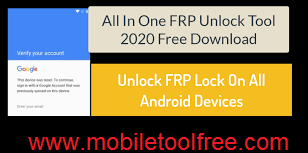 All In One FRP Unlock Tool
