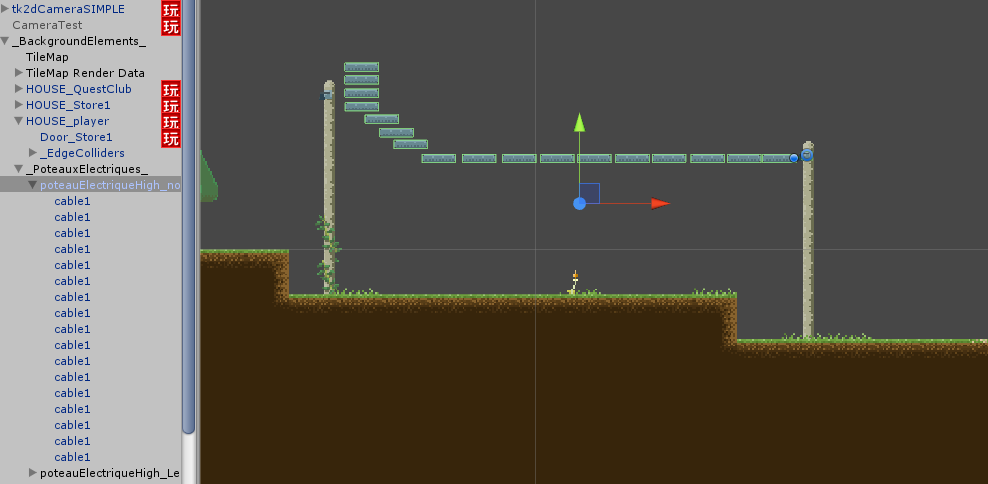 MKD games: Hinge joint 2D in Unity