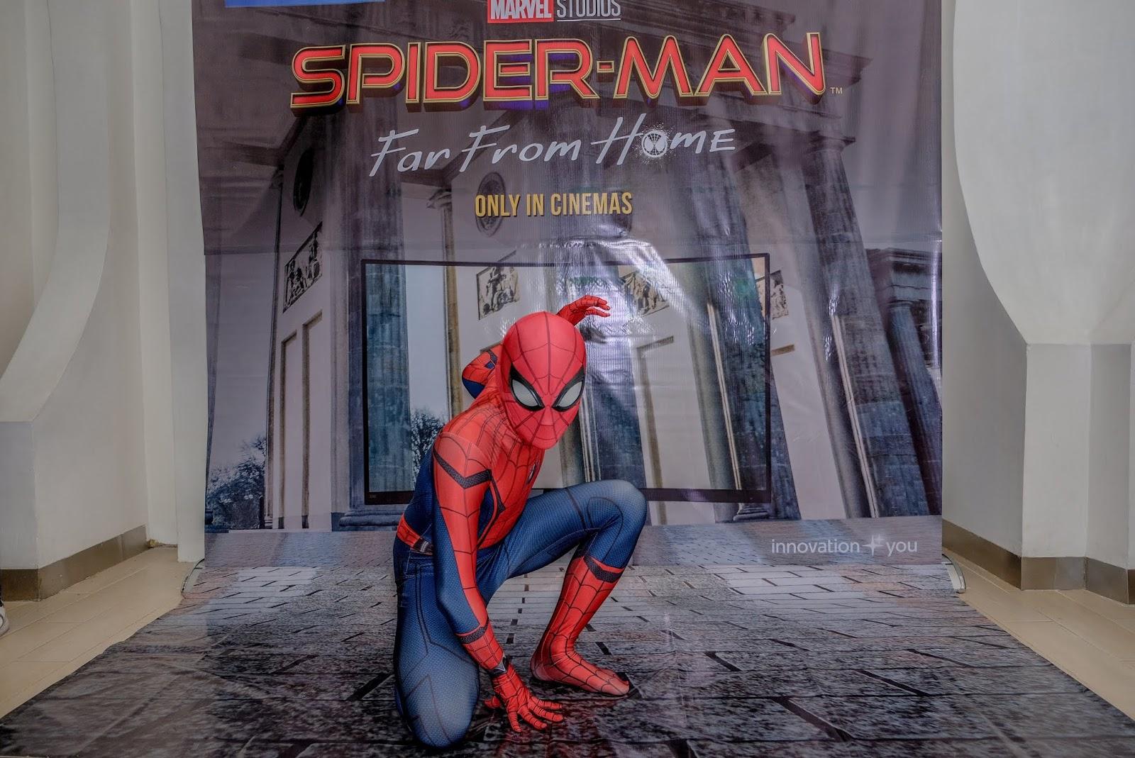 Spiderman Philips Monitor Cebu