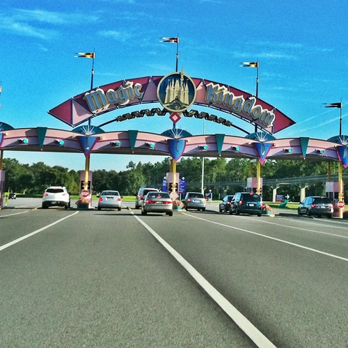 Magic Kingdom, Orlando Florida Trip Report