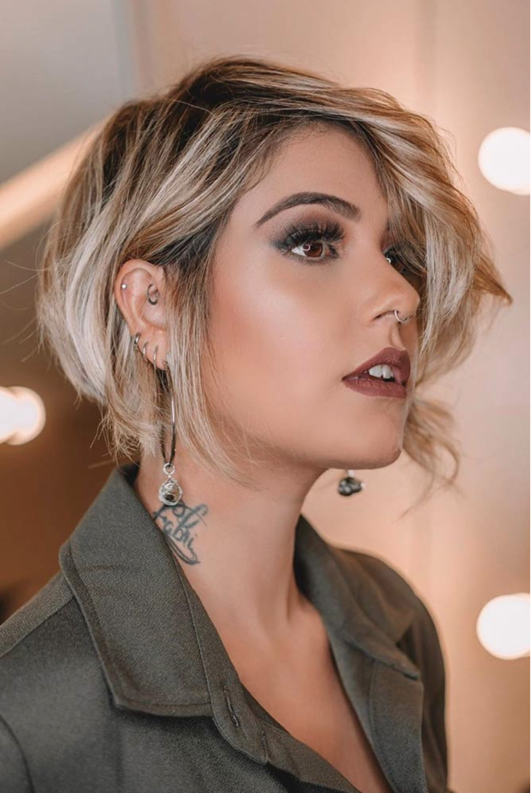 2020 Trendy Styles For Modern Bob Haircuts For Fine Hair ...