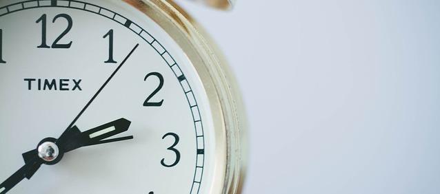 Waktu Tidur yang dianjurkan