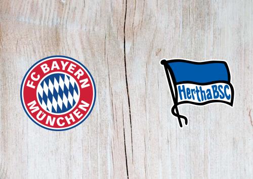 Bayern Munich vs Hertha BSC Full Match & Highlights 04 October 2020