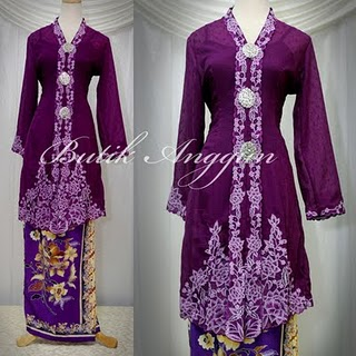 The Original Indonesia Clothing Model Pengantin Muslim