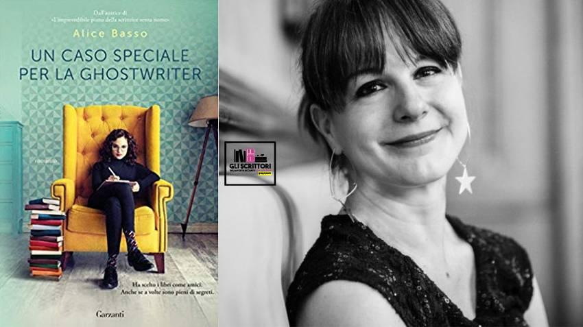 Recensione: Un caso speciale per la ghostwriter, di Alice Basso