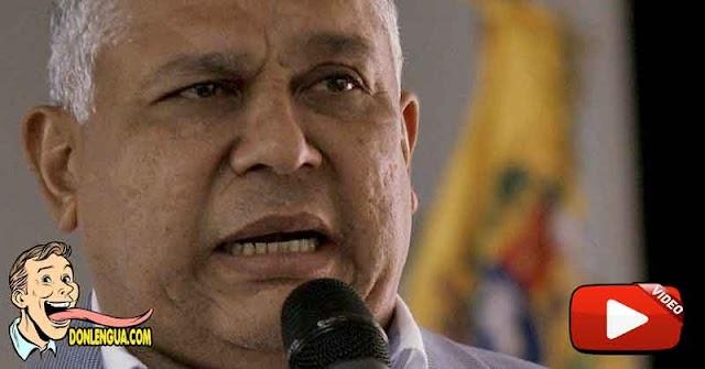 Pedro Carreño estudia plan para confiscar bienes de Opositores al Régimen