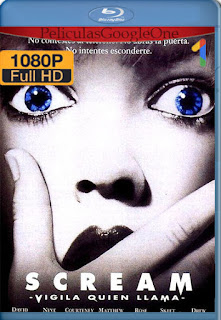Scream (1996) [1080p BRrip] [Latino-Inglés] [GoogleDrive]