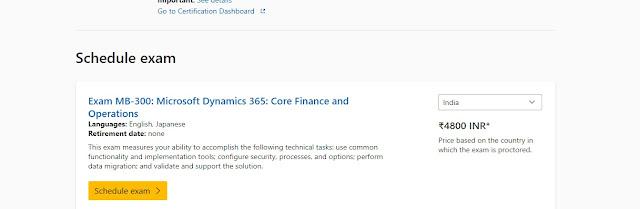 Exam MB-300: Microsoft Dynamics 365: Core Finance and Operations