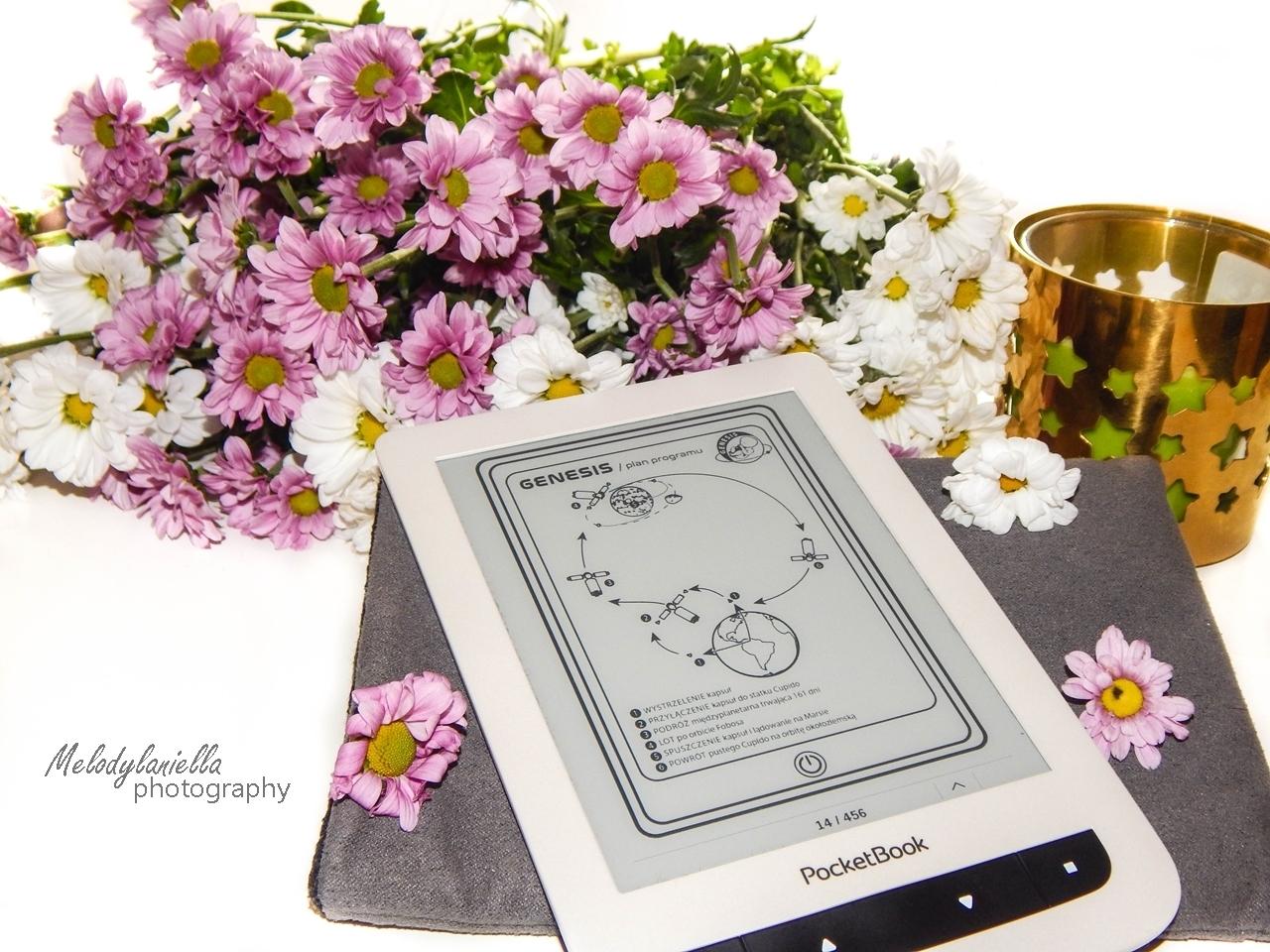 fobos czytnik ksiazka kawiaty melodylaniella wydawnictwo otwarte recenzja pocket book fobos home